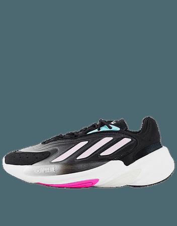 adidas Originals Ozelia sneakers in black and white | ASOS