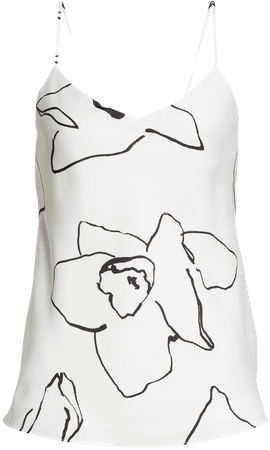 Club Monaco Kora Floral Print Camisole | Nordstrom