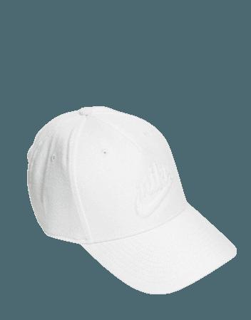 Nike futura Heritage cap in cream   ASOS