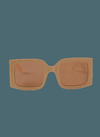 Minka Sunglasses - Ivory – Peppermayo US