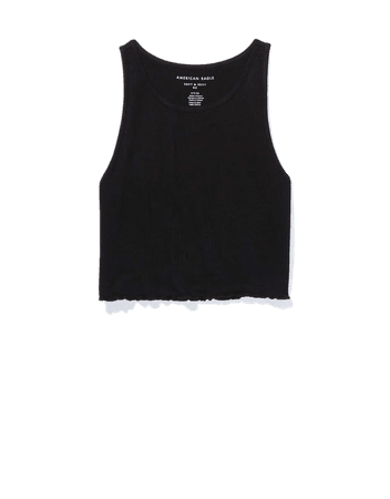 AE Cropped Tank Top