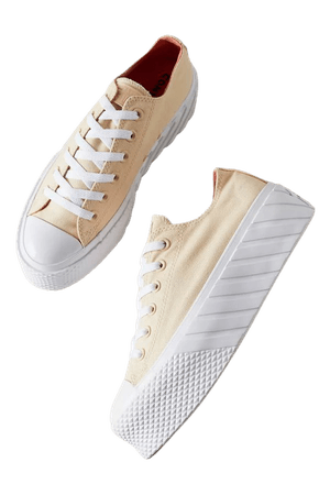 Converse Chuck Taylor All Star Extra-High Platform Low Top Sneaker | Urban Outfitters