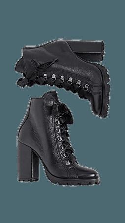 Schutz Zara Lug Sole Boots | SHOPBOP