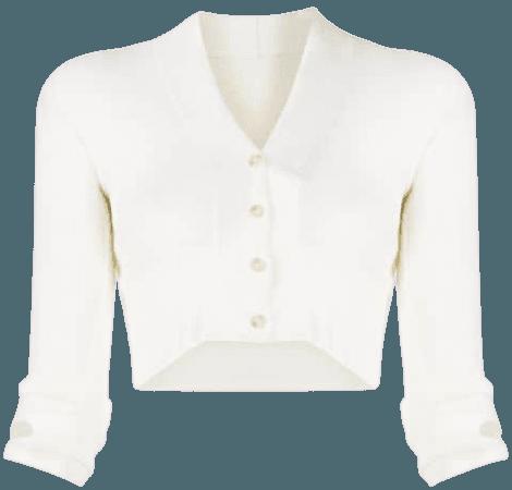 Jacquemus fine-knit Cardigan - Farfetch