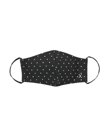 Olivia Culpo Express Together Polka Dot Face Covering | Express