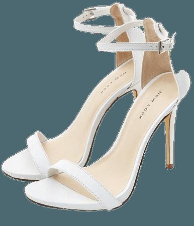 white high heel sandals - Google Search