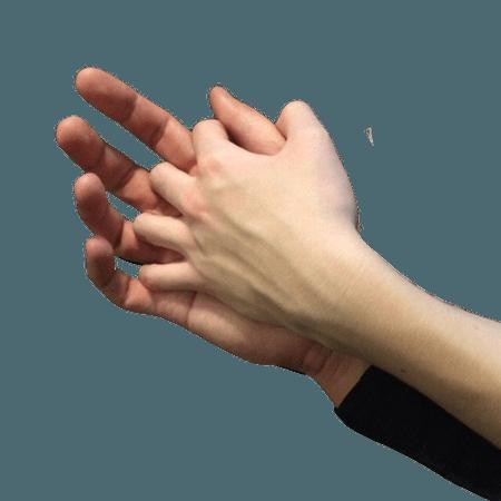 png hands
