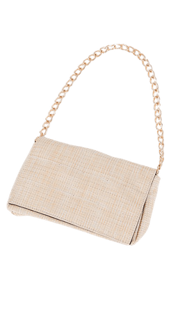Sand Weave Quilted Cross Body Bag | PrettyLittleThing USA