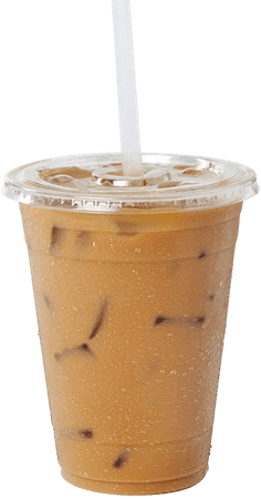 Amazon.com: [100 Pack] 16 oz BPA Free Clear Plastic Cups With Flat Slotted Lids for Iced Cold Drinks Coffee Tea Smoothie Bubble Boba, Disposable, Medium Size: Home & Kitchen