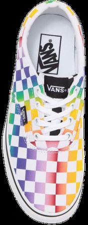 Doheny Rainbow Check Sneaker | Nordstromrack