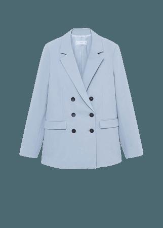 Structured suit blazer - Women | Mango USA
