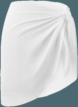 LIENRIDY Women's Swimsuit Cover Up Summer Beach Wrap Skirt Swimwear Bikini Cover-ups at Amazon Women's Clothing store