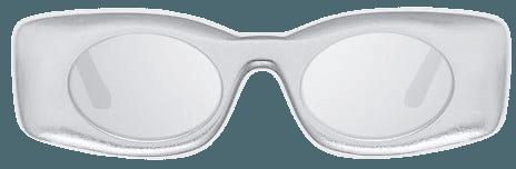 Loewe Paula Ibiza Original 49MM Square Sunglasses | SaksFifthAvenue