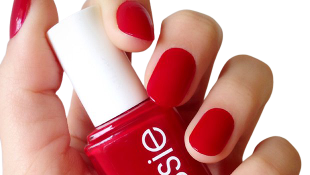 red nails - Google Search