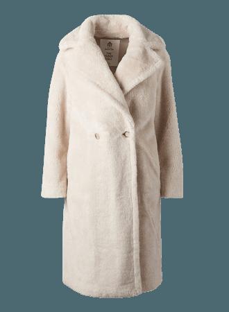 cream Babaton THE TEDDY COAT | Aritzia US