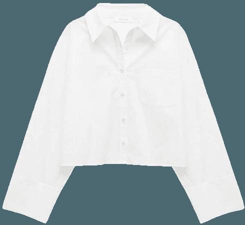 ANINE BING Mabel Top - White