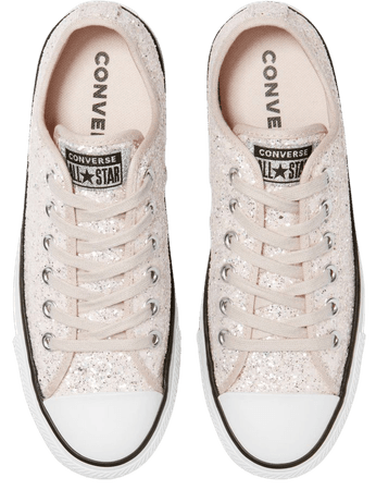 Converse Chuck Taylor® All Star® All-Over Glitter Sneaker (Women) | Nordstrom