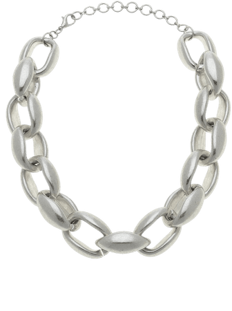 Canvas Jewelry Cantrelle Statement Chain Necklace   Nordstrom