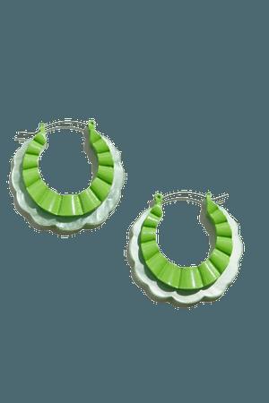 Raya Hoop Earring | Urban Outfitters