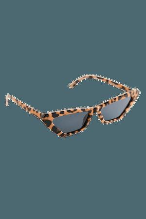 Jinx Slim Cat-Eye Sunglasses | Urban Outfitters