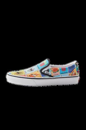 Vans Lotería Slip-On Sneaker | Urban Outfitters