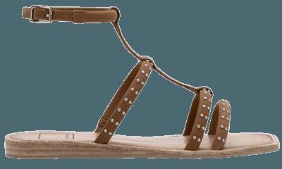 KOLE SANDALS IN BROWN – Dolce Vita