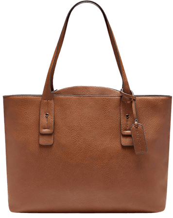 Sole Society Beryl Tote Women's Handbags & Accessories | DSW Cognac