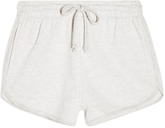 Topshop '90s Sweat Shorts (Petite) | Nordstrom