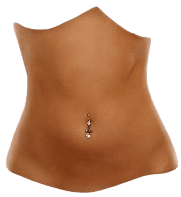 doll stomach