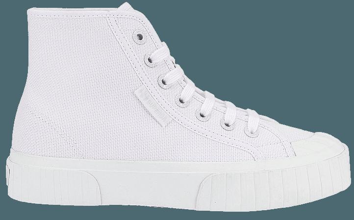 Superga 2696 COTU Sneaker in Total White | REVOLVE