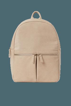 Backpack - Beige