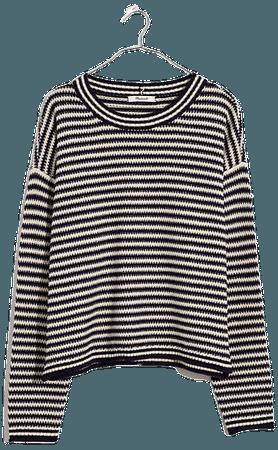 Seagrove Pullover Sweater in Stripe