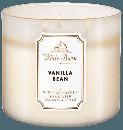 vanilla candles