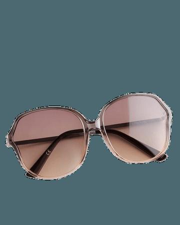 Pink Square Sunglasses - Chico's