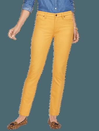 Slim Ankle Jeans - Colors | Talbots