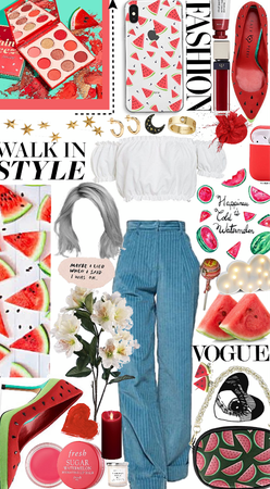 Watermelon 🍉🤍🍉