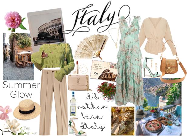 Summer In Italy 🇮🇹