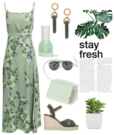 Feel fresh in Summer