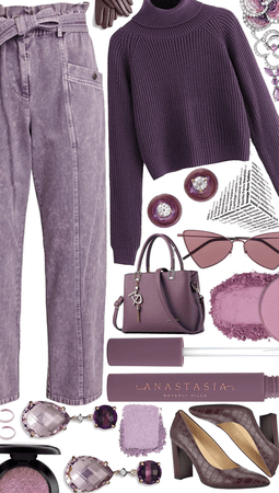 💜Monochrome Purple💜