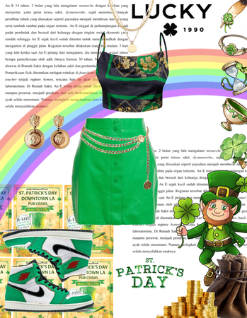 st. patrick's day 🍀 | for challange