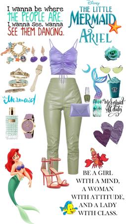 Ariel Disney Challenge