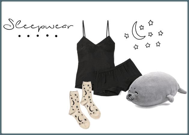 Sleepwear: Arcadia