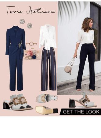 Classy fancy casual