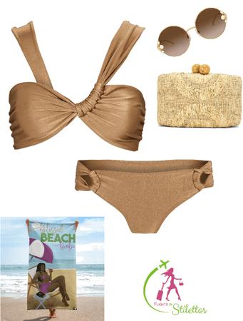 FlightsInStilettos Glam Girl Beach Babe