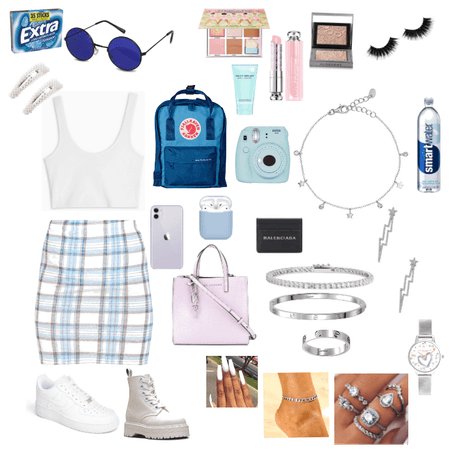 Simple summer blu