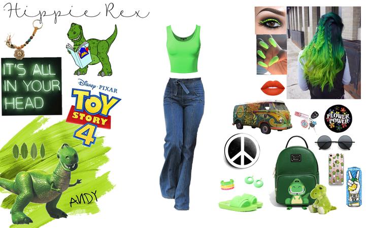 Hippie Rex