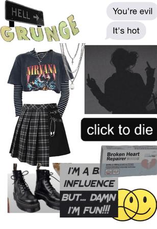 Grunge/Emo🖤