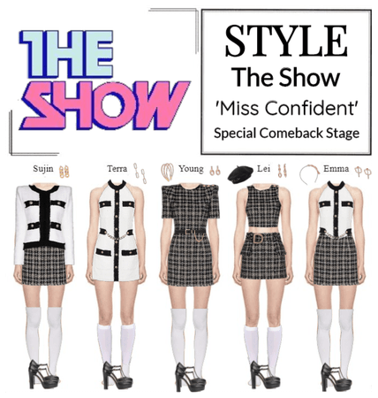 STYLE The Show 'Miss Confident' Special Stage