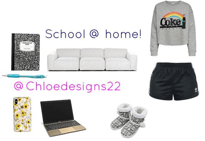 school @ home