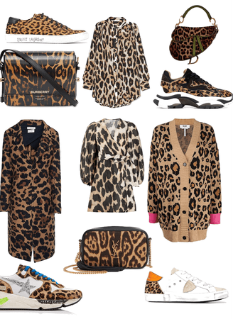 new trend:leopard